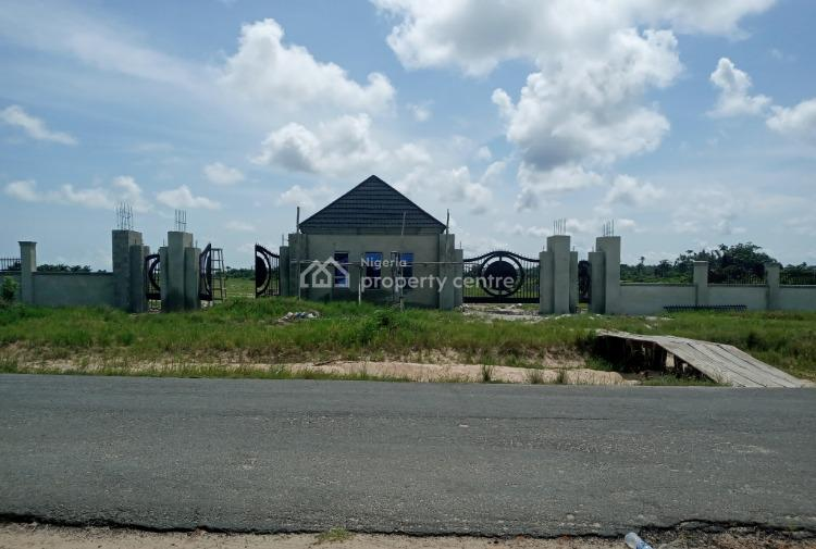 Affordable Gated and Fenced Estate Land, Ibeju Lekki, Lagos, Residential Land for Sale