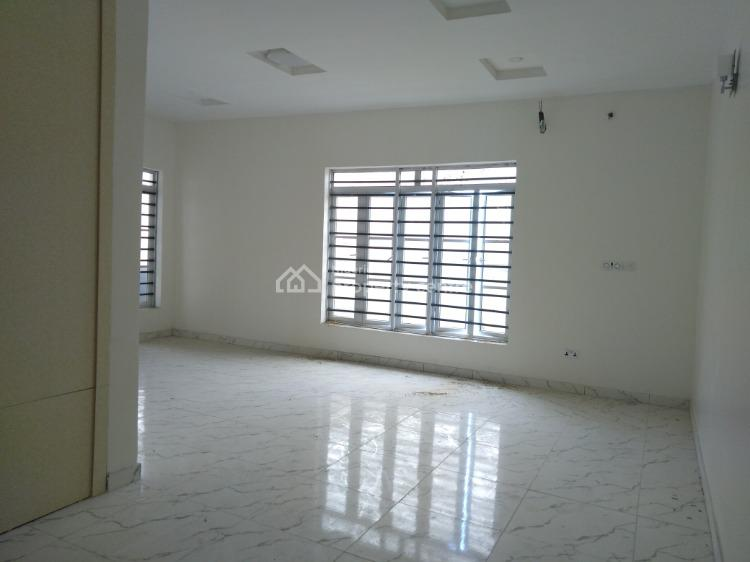 Office Use: Brand New 4 Bedroom Terrace House with Excellent Finishing, Oral Estate Chevron, Lekki, Lagos, Terraced Duplex for Rent