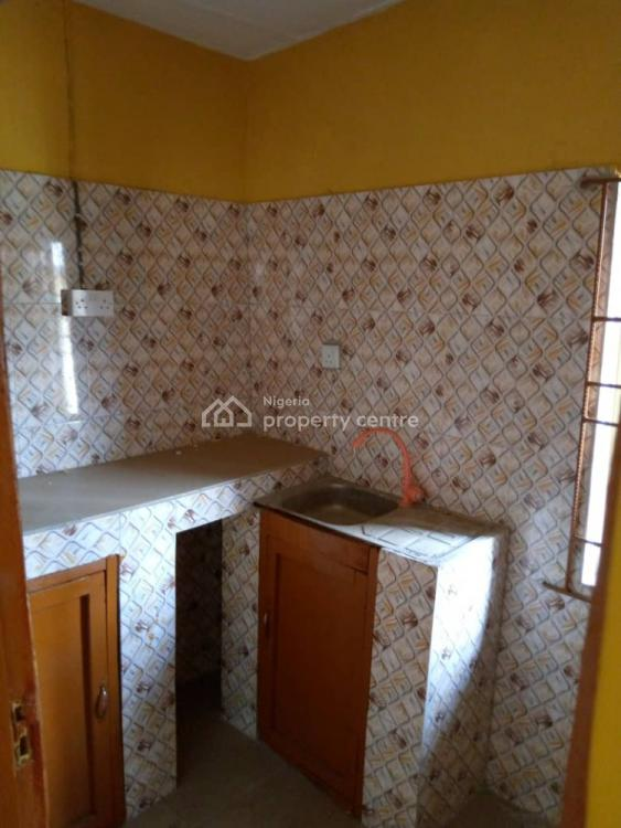 Spacious and Fine 3 Bedroom Flat, Off College Road, Ogba, Ikeja, Lagos, Mini Flat for Rent