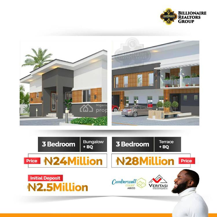 Camberwall Court, Abijo, Ibeju Lekki, Lagos, House for Sale