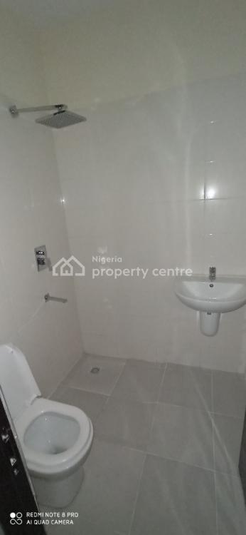 3 Bedroom with Bq, Orchid Road Eleganza, Lafiaji, Lekki, Lagos, Terraced Duplex for Sale