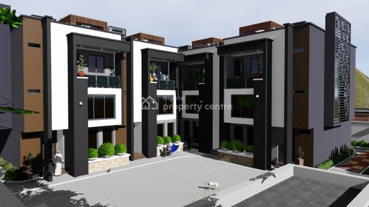 Luxurious, Newly Built Triplex in Prime Location, Kolda St., Wuse 2, Abuja, Semi-detached Duplex for Sale