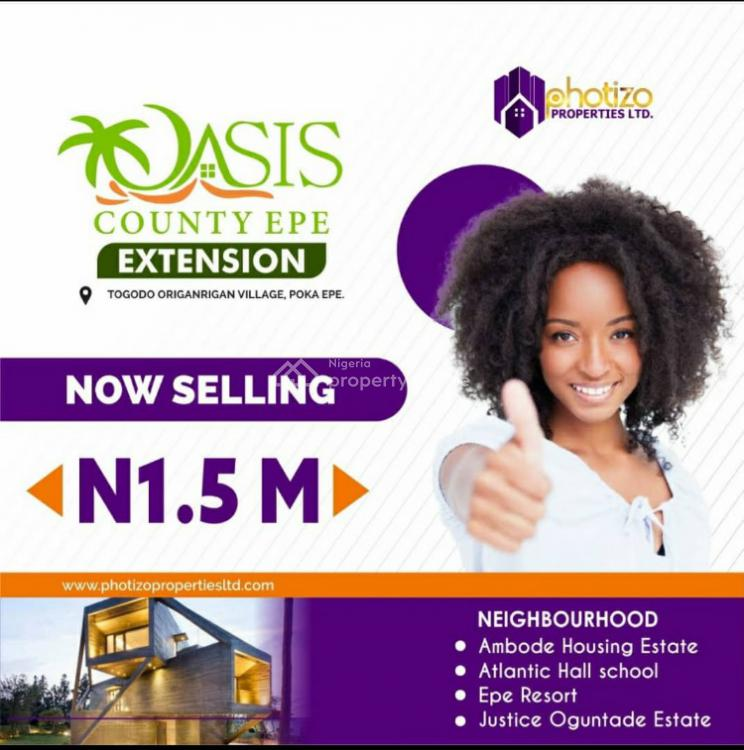 Oasis County , Epe Extension, Epe, Lagos, Land for Sale