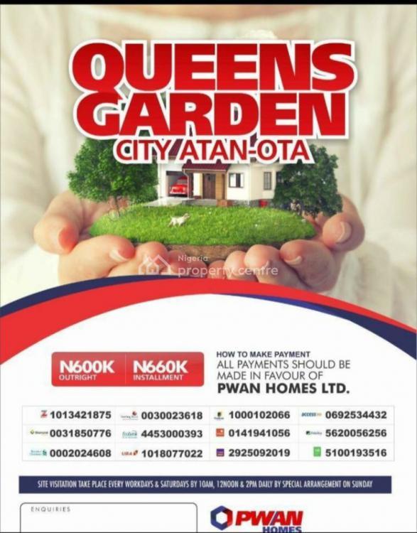 For Sale Land Queens Gardens Estate Otta Ado Odo Ota Ogun Nigeria Property Centre Ref 660319