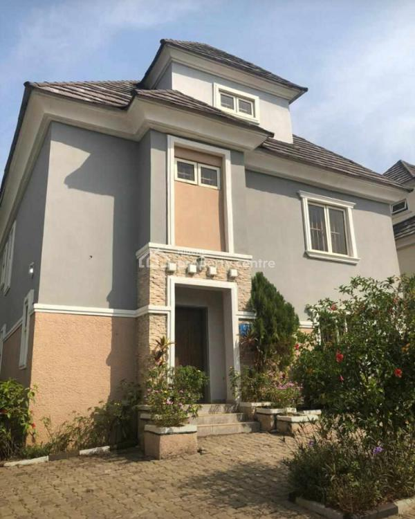 5 Bedroom Fully Detached Duplex, Life Camp, Gwarinpa, Abuja, House for Sale