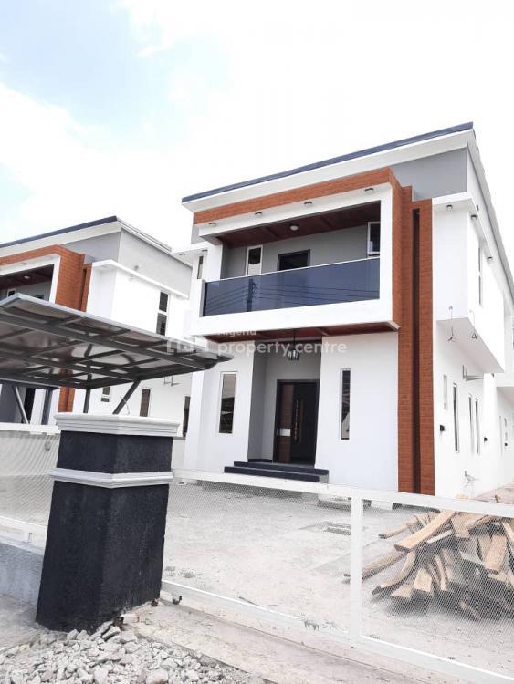 5 Bedroom Luxury Detached Duplex + Swimming Pool with 1bq, Lekki County Homes, Ikota, Lekki, Lagos, Detached Duplex for Sale