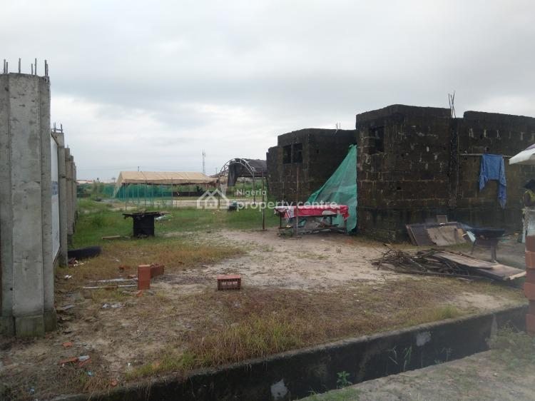 Uncompleted Building, Abraham Adesanya, Ajiwe, Ajah, Lagos, House for Sale
