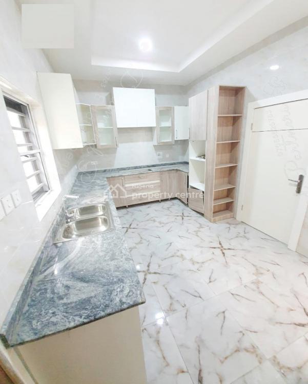 4 Bedroom Serviced Terrace, Lekki Phase 2, Lekki, Lagos, Terraced Duplex for Sale