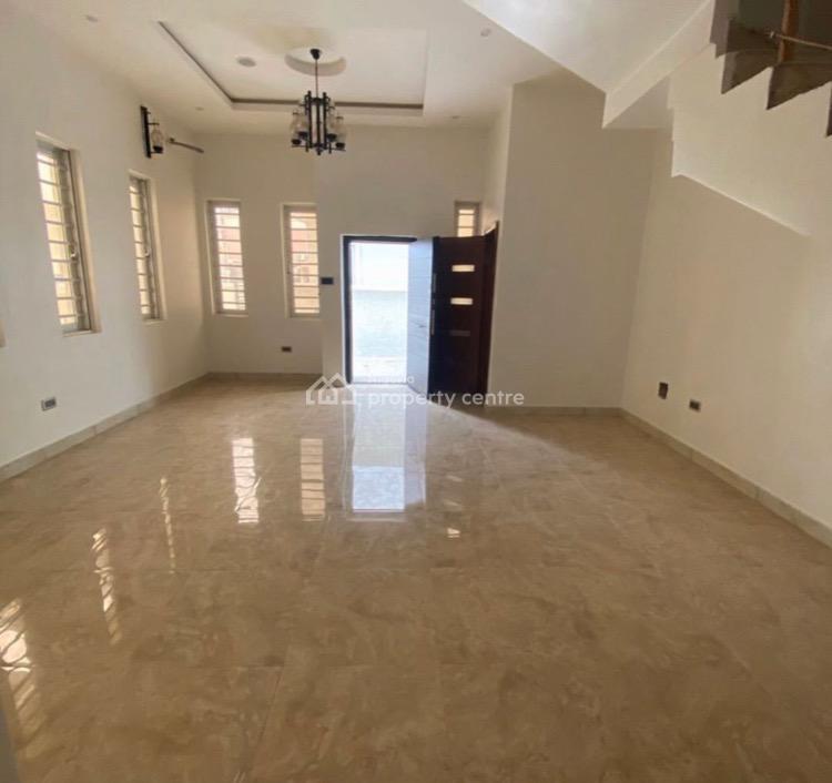 4 Bedroom Semi Detached House, Chevron, Lekki Expressway, Lekki, Lagos, Semi-detached Duplex for Sale