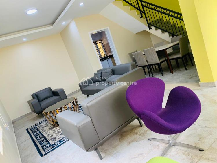 Exclusive Luxury 3 Bedroom Terrace with Modern Facilities., Wealthland Green Estate, Oribanwa, Lekki, Lagos, Terraced Duplex for Sale