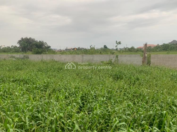Land Suitable for a Hotel, Off  Eliozu Eneka Link Road By Shell Cooperative. Pearl Gardens Estate, Port Harcourt, Rivers, Mixed-use Land for Sale