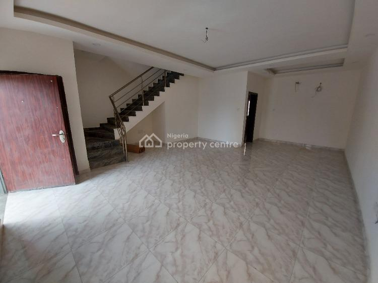 Newly Built and Nicely Finished Four (4) Bedroom Terrace House with Bq, Ilasan, Lekki, Lagos, Terraced Duplex for Rent