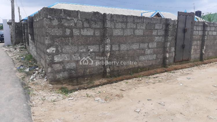 Well Located and Fenced Cornerpiece Plot of Land, Uzuoba, Port Harcourt, Rivers, Mixed-use Land for Sale