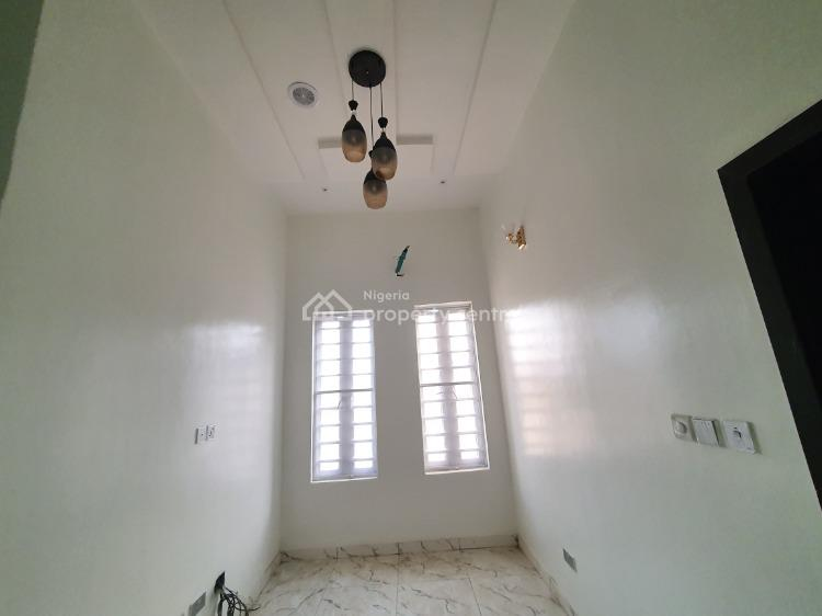 Brand New and Serviced 4 Bedroom Semi-detached with Bq, 2nd Toll Gate, Lekki, Lagos, Semi-detached Duplex for Sale