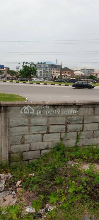 Two Hectares of Fully Fenced and Dry Land, Ikota Toll Gate, Lekki Expressway, Lekki, Lagos, Mixed-use Land for Sale