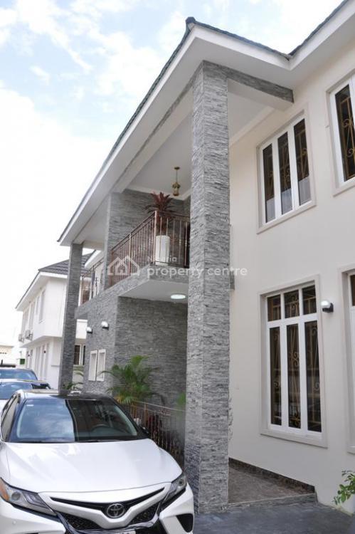 Luxury 3 Bedroom Semi Detached Duplex with Quality Services, Babatunde Dabiri Crescent, Lekki Phase 1, Lekki, Lagos, Semi-detached Duplex Short Let