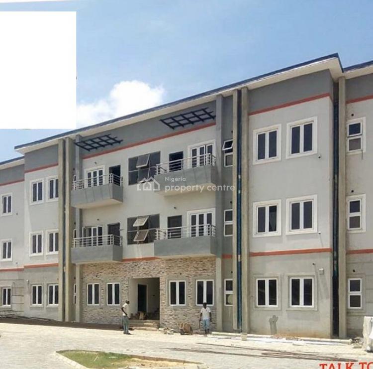 3 Bedroom Luxury Flat with 1 Servant Quarter, Guzape District, Abuja, Block of Flats for Sale