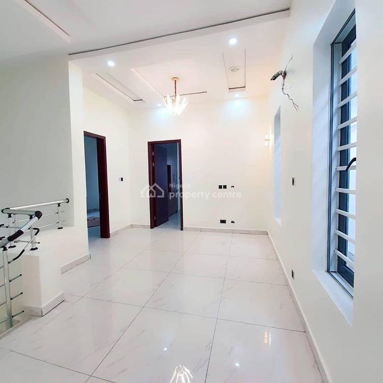 Luxury 5 Bedroom Fully Detached Duplex, Chevron, Lekki, Lagos, Detached Duplex for Sale