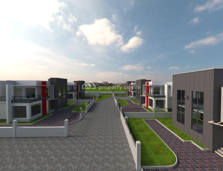 500sqm Land Intended for 4 Bedroom Fully Detached Duplex, Katampe, Abuja, Residential Land for Sale