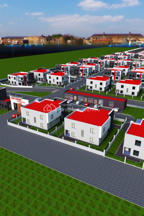 3 Bedroom Luxury Flat and 1 Servants Room, Life Camp, Abuja, Block of Flats for Sale