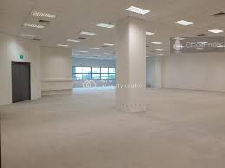 Open Floor Office Space Good for Eatry, E-commerce , Hospital Etc, Awolowo Way., Allen, Ikeja, Lagos, Office Space for Rent