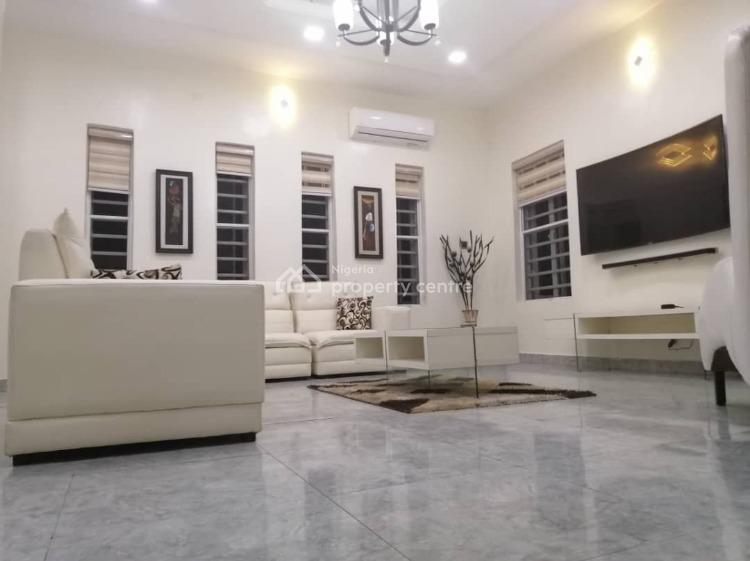 5 Bedroom Mansion, Adjacent Lekki Conservation, Lekki Expressway, Lekki, Lagos, Terraced Duplex Short Let