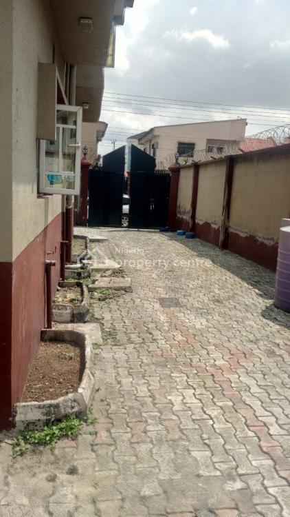 Newly Refurbish Four (4)-bedroom Semi Detached Duplex with 2 Room Bq, M.k.o. Garden, Alausa, Ikeja, Lagos, Semi-detached Duplex for Rent