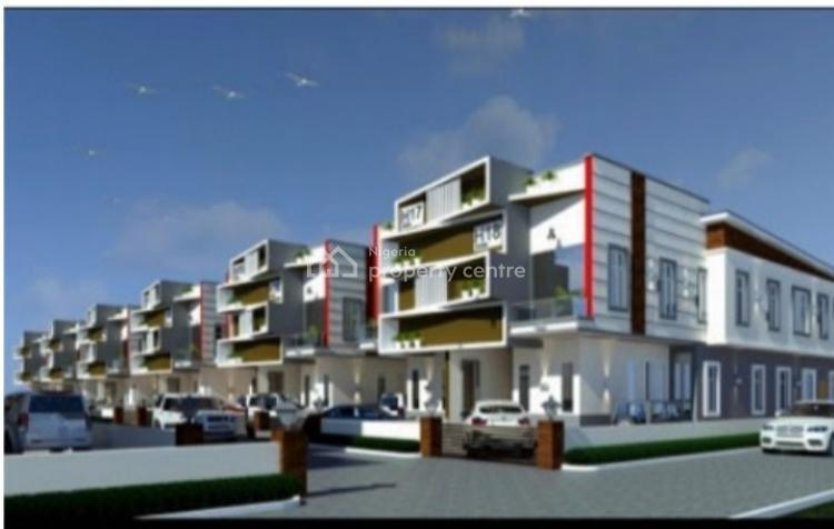4 Bedroom Semi Detached, Pantheon Smart Homes, Orchid Road, Lekki, Lagos, Semi-detached Duplex for Sale