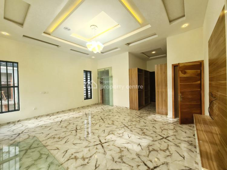 Luxuriously Finished 5 Bedroom Detached Duplex with Bq, Osapa, Lekki, Lagos, Detached Duplex for Sale