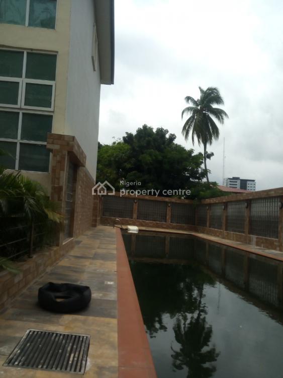 14 Unit of 4 Bedroom Terrace House, Off Ahmedu Bello, Victoria Island (vi), Lagos, Terraced Duplex for Sale