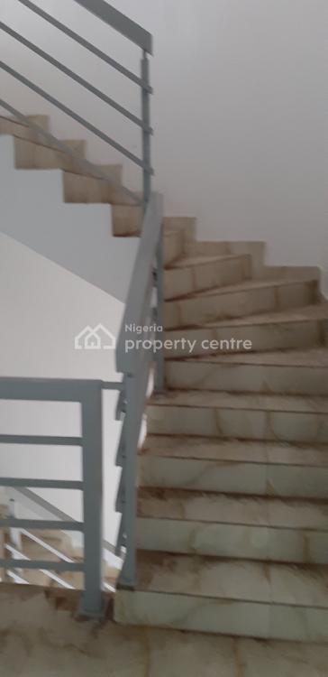 a Lovely and Nice Newly Built 4 Bedroom Terrace Duplex +bq, Kilo, Surulere, Lagos, Terraced Duplex for Sale