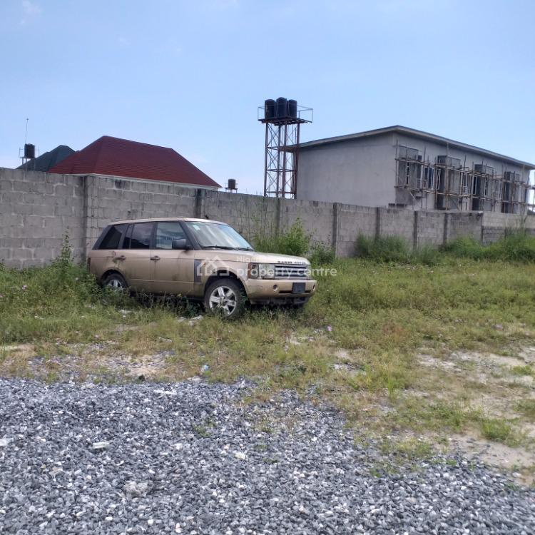 Good for Commercial Purpose (6 Plots Together), Eleko, Ibeju Lekki, Lagos, Commercial Land for Sale