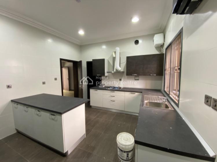 Brand New 4 Bedroom Terraced Duplex with 2 Rooms Bq, Right Hand Side, Lekki Phase 1, Lekki, Lagos, Terraced Duplex for Sale