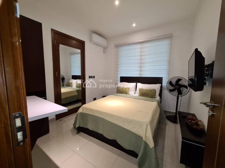 Spectacular 2 Bedroom Maisonette with Lush Finishes and Facilities, Off Nike Art Gallery, Ikate Elegushi, Lekki, Lagos, Flat Short Let