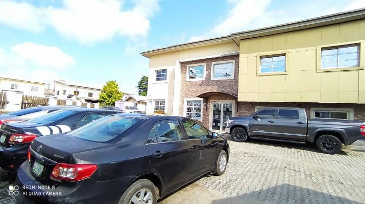 Lovely Commercial Property on 220sqm, Victoria Island Extension, Victoria Island (vi), Lagos, Office Space for Rent