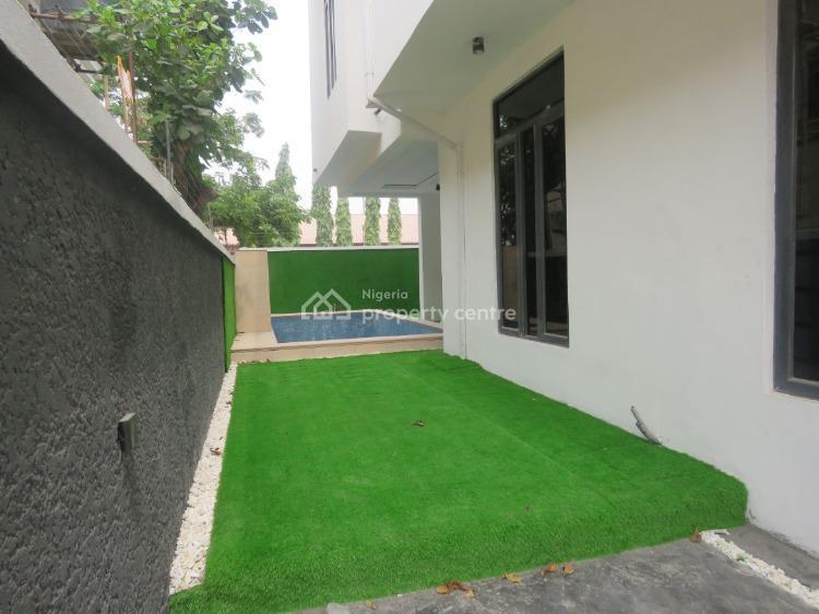 Luxury 5 Bedroom Detached, Lekki Phase 1, Lekki, Lagos, Land for Sale