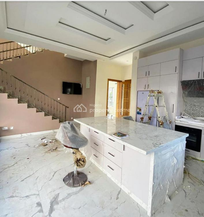 5 Bedroom Detached House Sitting on 650 Sqm with Ample Parking, Osapa London, Lekki, Lagos, Detached Duplex for Sale