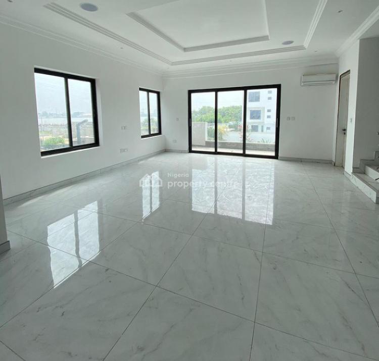 5 Bedroom Semi Detached Houses Sitting on 500 Sq Meters, Banana Island, Ikoyi, Lagos, Semi-detached Duplex for Sale