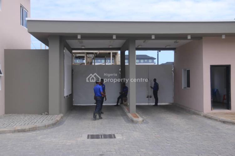 4 Bedrooms Terraced Duplex with Mortgage Payment Options, By Freedom Way, Ikate Elegushi, Lekki Phase 1, Lekki, Lagos, Semi-detached Duplex for Sale