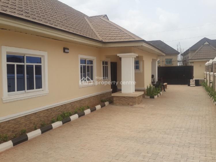 2 Units of 3-bedroom Semi-detached Bungalows, Bricks (republic Estate), Independence Layout, Enugu, Enugu, Semi-detached Bungalow for Sale
