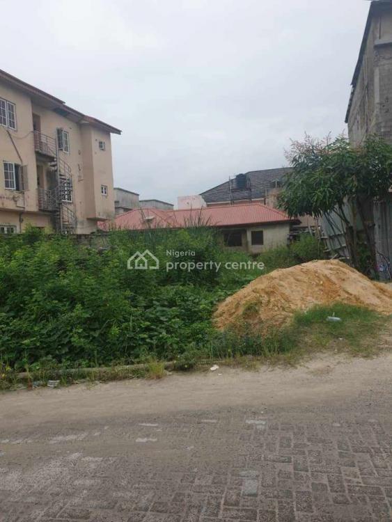 450sqm Dry Land, Eng George Enemuoh, Lekki Phase 1, Lekki, Lagos, Mixed-use Land for Sale