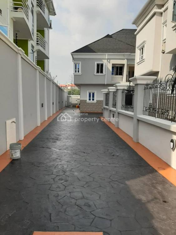 Newly Built Luxury 4 Bedroom Duplex with Bq, Greenland Estate, Maryland, Lagos, House for Sale