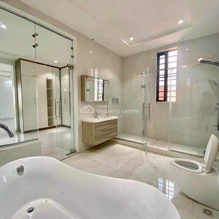 Super 5 Bedroom Fully Detached Duplex with Bq, Lekki Phase 1, Lekki, Lagos, Detached Duplex for Sale
