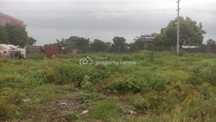 Land, Abram Adesanya Lekki-epe Express Way, Adjacent Total Gas Station, Ajah, Lagos, Commercial Land for Sale