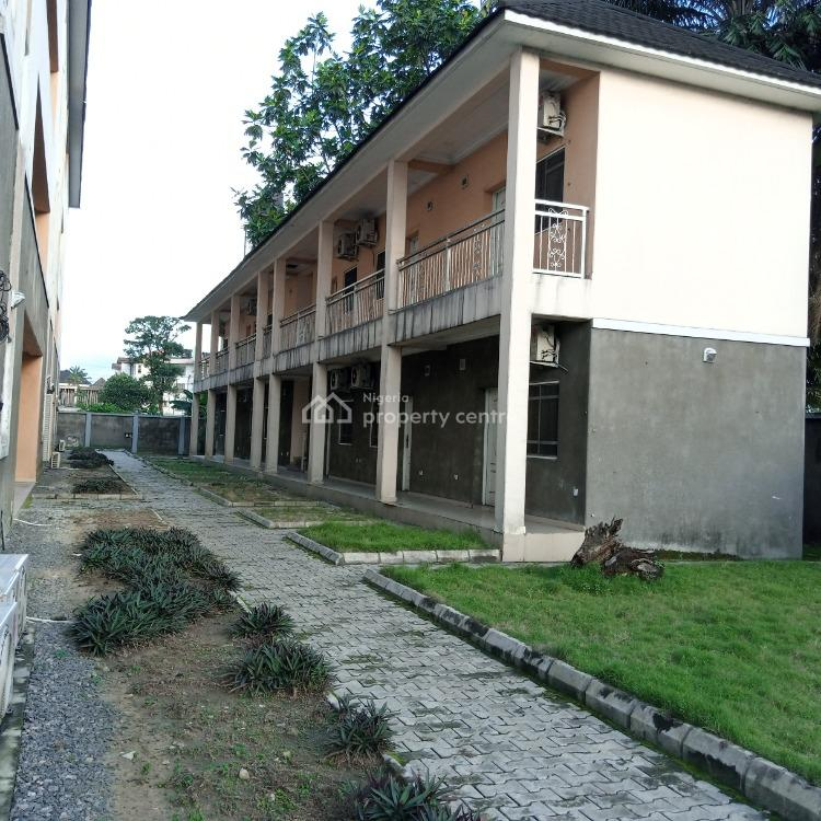 Magnificently Finished and Serviced 3 Bedroom Apartments with Bq, Old Gra, Old Gra, Port Harcourt, Rivers, Flat for Rent