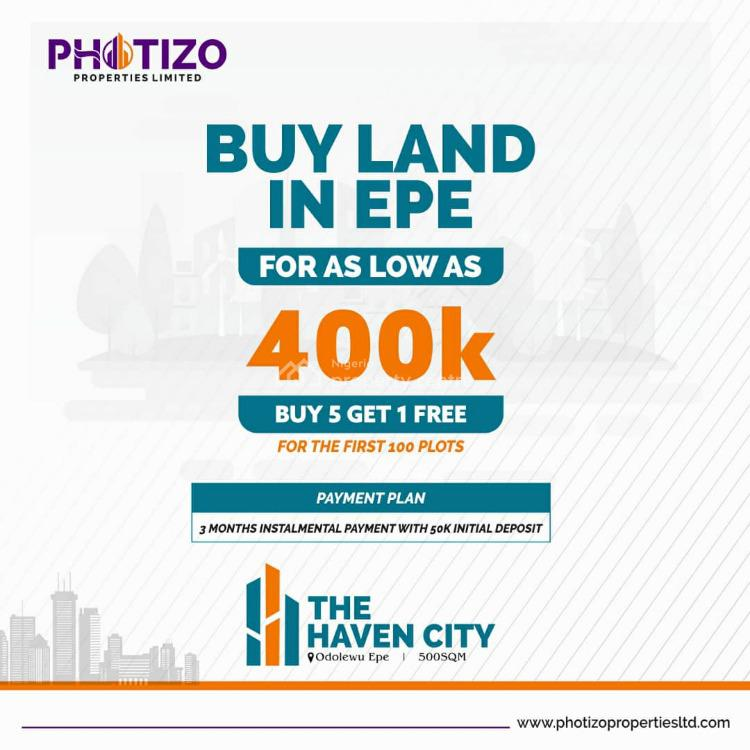 Land, The Haven City, Epe, Lagos, Land for Sale
