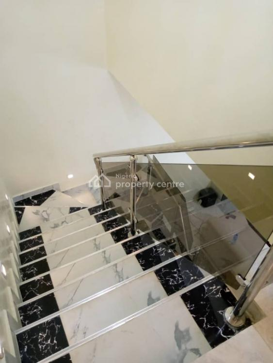 Distress: Fully Furnished 4 Bedroom Duplex, Idado Estate Beside Chevron, Idado, Lekki, Lagos, Semi-detached Duplex for Sale