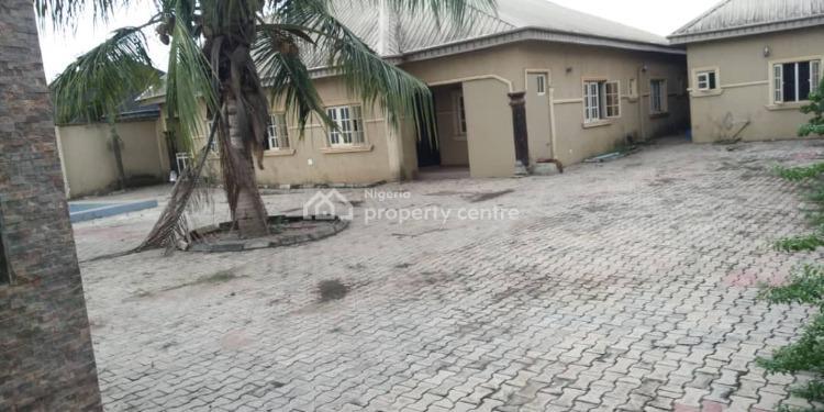 a Very Good and Nice 5 Bedroom Flat Bungalow, Arogun Street After Arigbaowo, Mowe Ofada, Ogun, Detached Bungalow for Sale