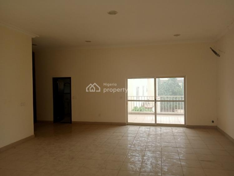 Very Large Apartment in a Cozy Environment, Off Ibb Way, Maitama District, Abuja, Terraced Duplex for Sale