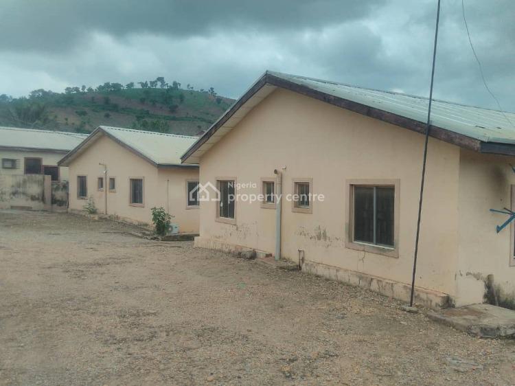 4 Units 2 Bedrooms Semi Detached Bungalow, Karu, Abuja, Semi-detached Bungalow for Sale